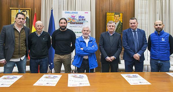 """Photo of Baños de Molgas será o punto de partida e meta da proba ciclista """"Challenge los 4 días de Ourense"""""""