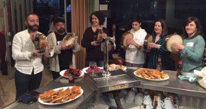 Os Cantos de Bodega de Manzaneda en fotos