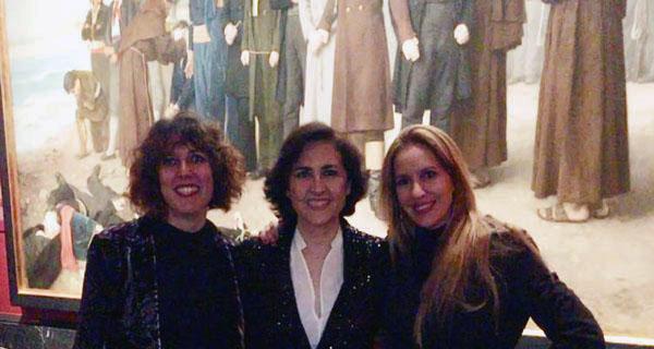 """Photo of Lucía Álvarez recitará a Lorca no marco do concerto """"Lorquiana"""" no Museo do Prado"""