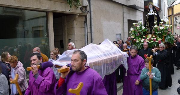 Photo of Procesión do Santo Enterro no Barco
