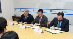 Novo acordo entre a Xunta, a Fegamp e Seaga para prevención de incendios forestais nas aldeas