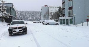 A estación de montaña de Manzaneda prevé abrir as pistas de esquí este domingo
