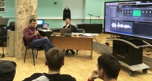 Jorge Godás une Verín e Mirny (Rusia) a través da música e da imaxe