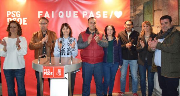 Photo of Aida González, candidata socialista á alcaldía de Montederramo