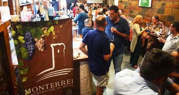 Photo of Os viños da D.O. Monterrei chegan mañá a Fisterra
