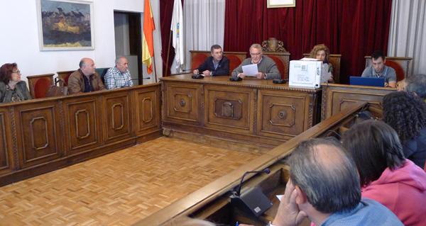Photo of Pleno no Barco para elixir por sorteo aos membros das mesas nas eleccións locais