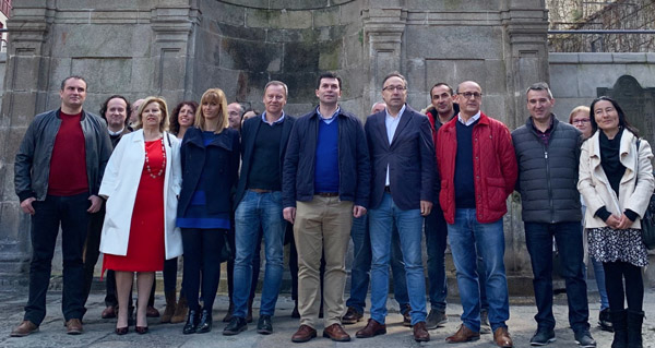 Photo of O PSdeG-PSOE presenta as súas candidaturas en Ourense ás eleccións xerais