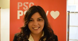 Patricia Domínguez Barja, candidata socialista á alcaldía de Trives
