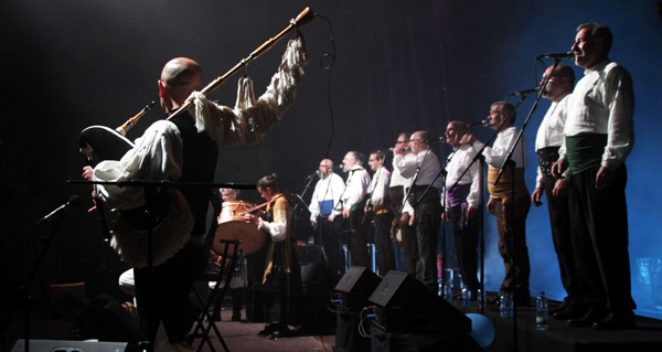 Photo of A música tradicional de Treixadura, no Barco o 5 de abril