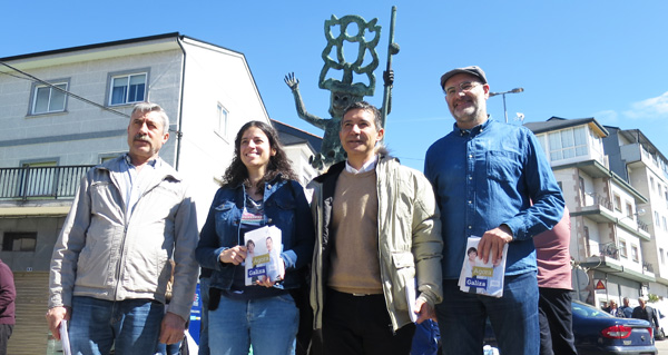 Photo of O nacionalista Iago Tabarés pide en Viana mellores conexións con A Rúa e con A Gudiña