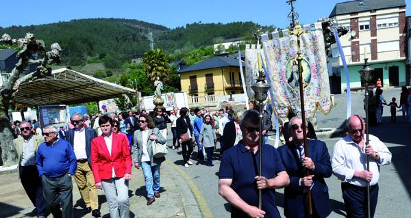 Photo of Vilamartín inicia o 19 de abril os actos das festas do San Xurxo