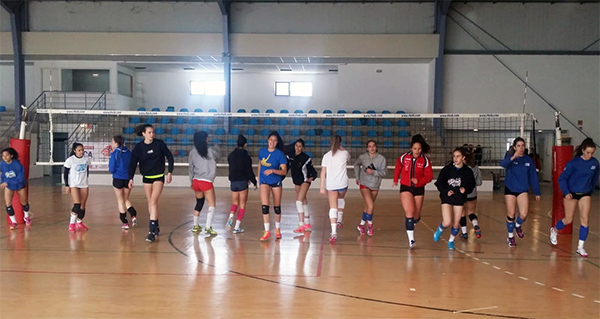 Photo of Quiroga, centro neurálxico do voleibol galego nesta Semana Santa