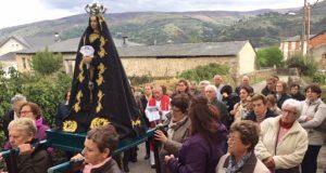 Vía Crucis ata o Mosteiro de Xagoaza (O Barco)