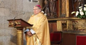 Falece o bispo de Astorga, Juan Antonio Menéndez