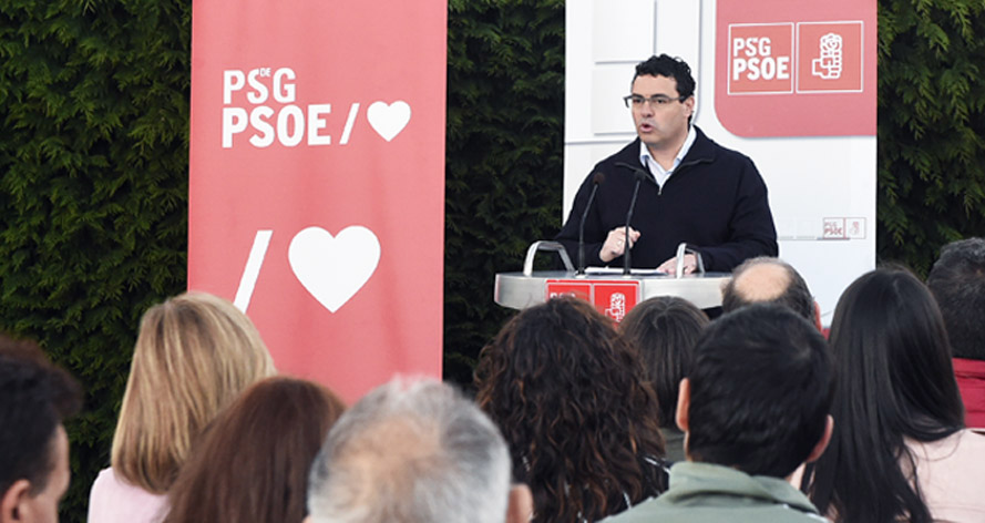 "Photo of Pablo Salgado: ""Imos apostar polo rural, por investimentos sostibles, polo turismo"""