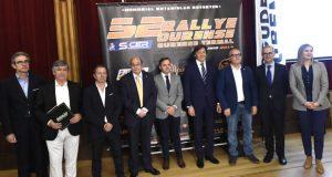 Comeza a conta atrás do 52 Rallye de Ourense que se celebrará os días 7 e 8 de xuño