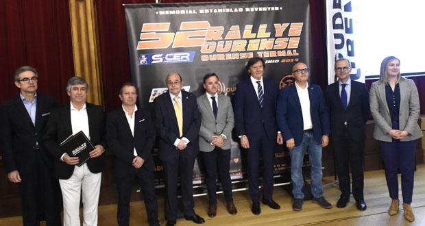Photo of Comeza a conta atrás do 52 Rallye de Ourense que se celebrará os días 7 e 8 de xuño