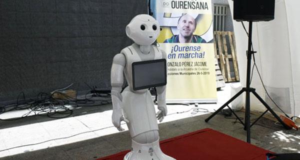 Photo of A intelixencia artificial chega á campaña electoral do 26M