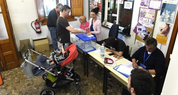 Photo of Medra a participación na provincia de Ourense nas eleccións