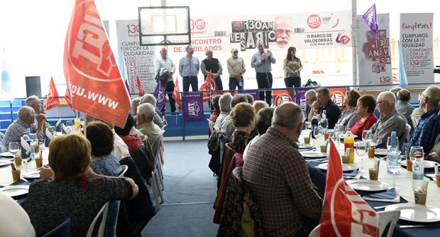 Photo of O Barco, escenario da oitava xuntanza da UPJP de UXT Galicia