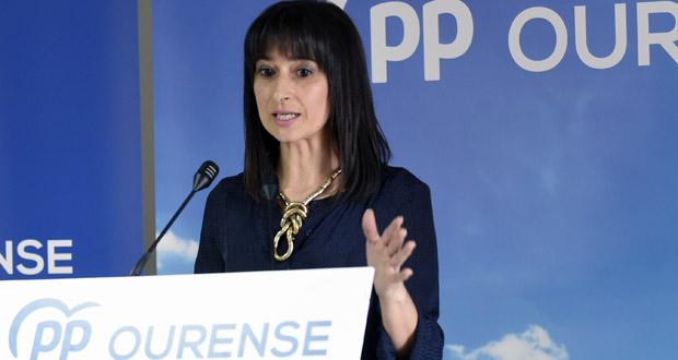 """Photo of Patricia Lamela: """"Imos mellorar a conciliación familiar coa apertura dunha Casa Niño e dunha Casa do Maior"""""""
