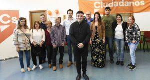 Manuel Martínez encabeza a lista de Ciudadanos para o Concello da Rúa