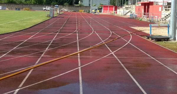 Photo of As pistas de Calabagueiros en perfectas condicións para acoller o galego de clubs base