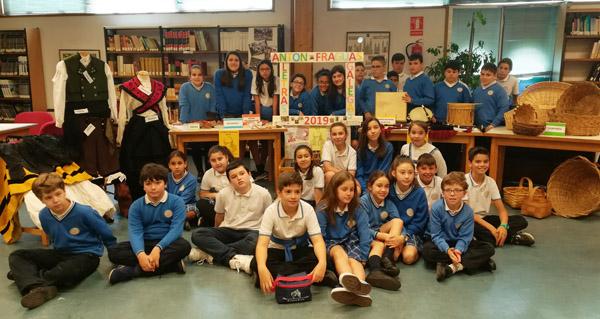 Photo of Literatura, tradicións e xogos para lembrar a Antonio Fraguas na Biblioteca da Rúa
