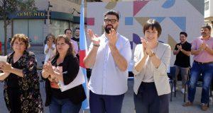 """Diego Lourenzo, candidato nacionalista á alcaldía verinesa, propón un """"Verín que pense en colectivo"""""""