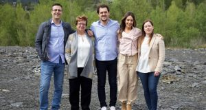O PP da Rúa presenta aos cinco primeiros integrantes da súa lista nas municipais