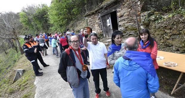 Photo of XII Ruta dos Fornos de Celavente, o sábado 4 de maio