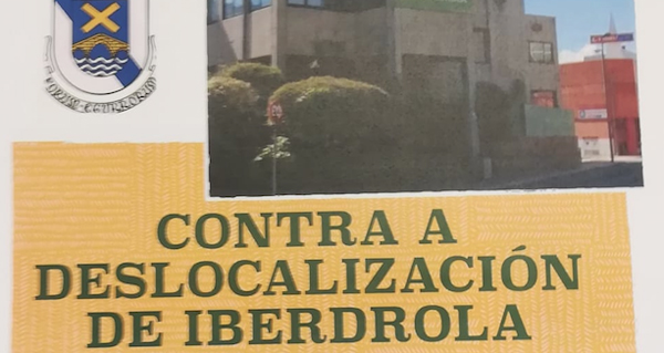 """Photo of Concentración o 7 de maio na Rúa """"contra a deslocalización de Iberdrola"""""""