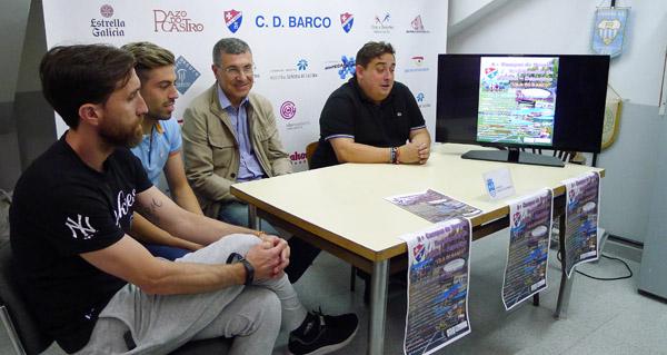 Photo of O CD Barco presenta o seu oitavo Campus de Verán Tecnificación de Fútbol-Deportivo