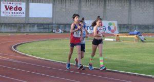 O equipo feminino do Adas roza o podio no galego Sub14