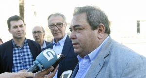 O partido socialista sube en Verín e roza a maioría absoluta con 8 edís
