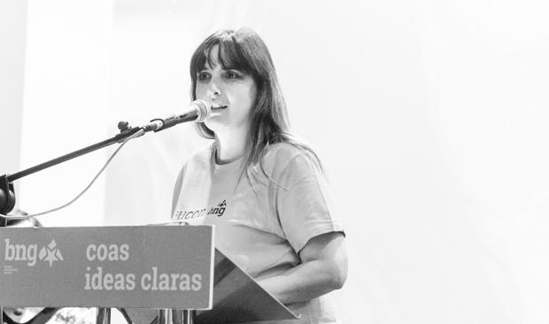 """Photo of María Albert: """"A Rúa ten grandísimas fortalezas como o Camiño de Inverno e o viño"""""""