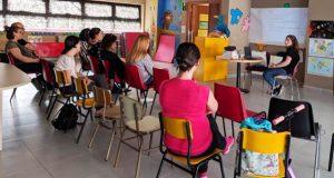 O mundo da lactancia materna, analizado nunha charla no Barco
