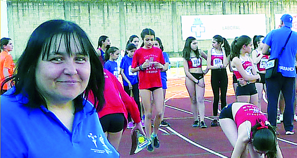 "Photo of ""O labor dun xuíz de atletismo é bastante complexo"""