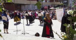 Baile tradicional, nos Maios do Barco
