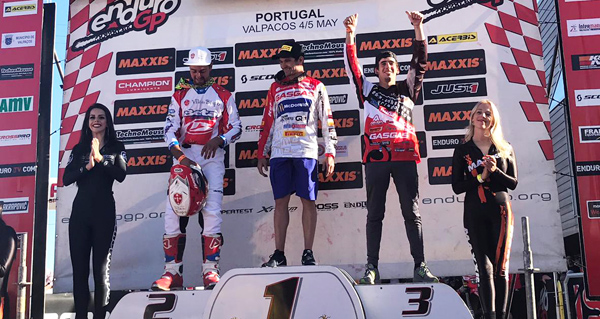 Photo of O barquense Jorge Paradelo, 3º nas carreiras do mundial de enduro en Portugal