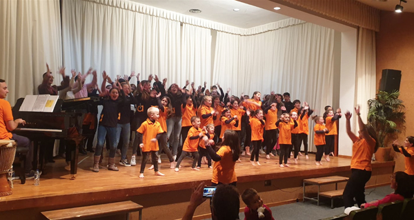 Photo of Exitoso V Festival de Primavera da Coraliña Cantora de Trives