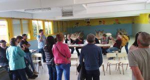 O reconto electoral en Trives, en imaxes