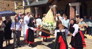 Rubiá celebra as Festas da Ascensión