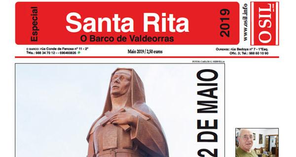 """Photo of O """"Especial Festas da Santa Rita"""" no Barco do Periódico O Sil xa está na rúa"""