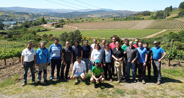 Photo of Cursos de viticultura e fotografía na Aula Uned da Rúa