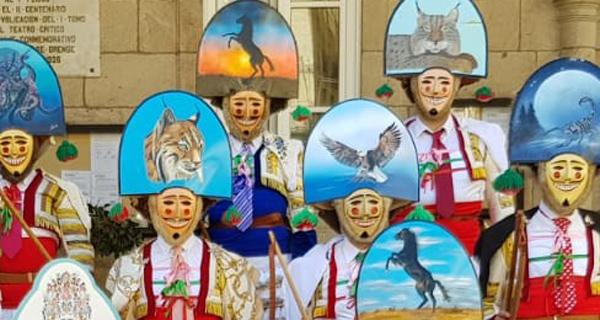 Photo of Desfile de Entroidos galegos en Ourense
