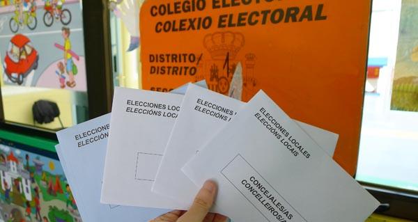 Photo of Os ourensáns elixen as corporacións da provincia