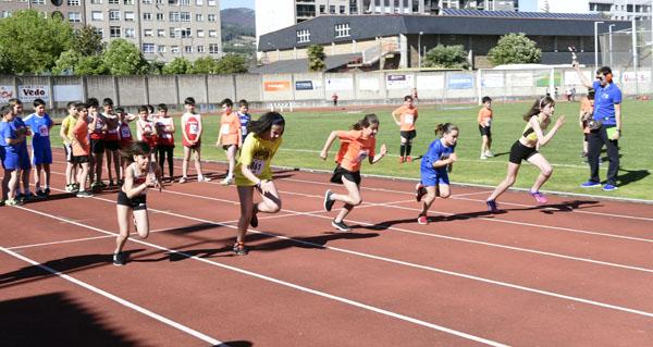 """Photo of II Xornada previa de atletismo en pista """"Xogade"""", no Barco"""