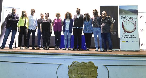 """Photo of Christian Escuredo será o padriño do concurso de curtas """"Valdeorras denominación de cinema"""""""