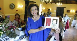 Ángeles Trincado, directora do colexio de Vilamartín, despídese da docencia tras 41 anos